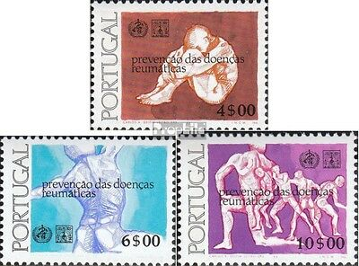Portugal 1357-1359 (complete.issue.) fine used / cancelled 1977 rheumatism