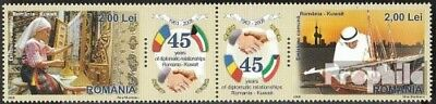 Romania 6306IV-6307IV Couple (complete.issue.) unmounted mint / never hinged 200