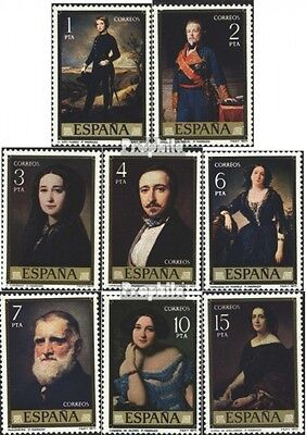 Spain 2322-2329 (complete.issue.) fine used / cancelled 1977 Day the Stamp