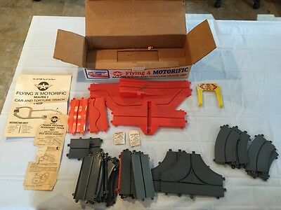 Vintage Ideal - Flying A - Motorific Torture Track - In Box