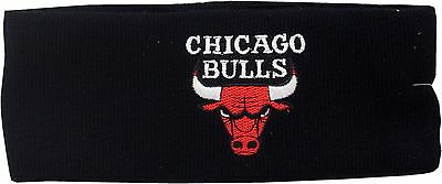 Chicago Bulls Knit Headband Logo Block 3352