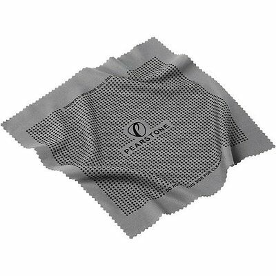 Pearstone Microfiber Cleaning Cloth 18% Gray (7 x 7.9) Smartphones/Tablet/TV NEW
