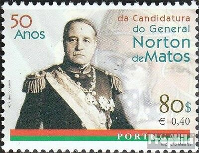 Portugal 2332 (complete.issue.) unmounted mint / never hinged 1999 José Norton d