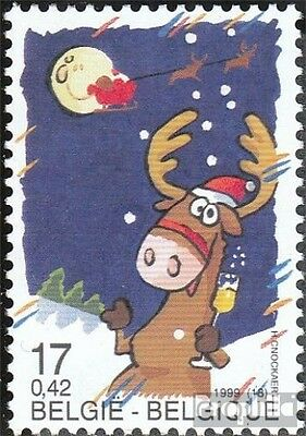 Belgium 2905 (complete.issue.) unmounted mint / never hinged 1999 christmas