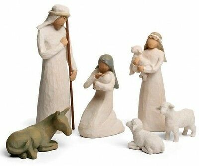 Willow Tree Nativity Set New Demdaco