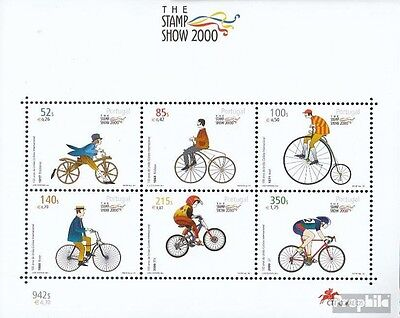 Portugal block161 (complete.issue.) unmounted mint / never hinged 2000 Stamp Exh