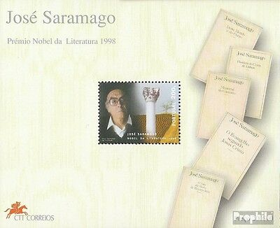 Portugal block145 (complete.issue.) unmounted mint / never hinged 1998 Nobel Pri