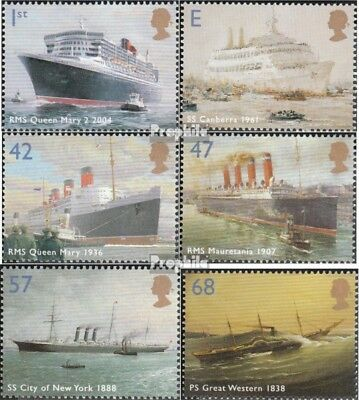 United Kingdom 2210-2215 (complete.issue.) unmounted mint / never hinged 2004 Ve