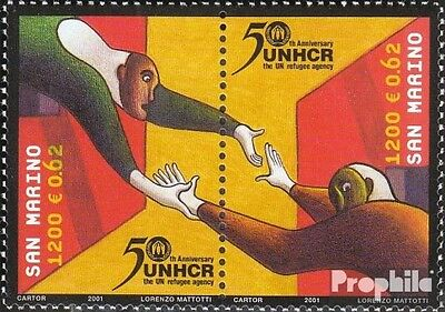 San Marino 1974-1975 Couple (complete.issue.) unmounted mint / never hinged 2001