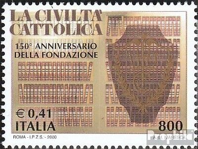 Italy 2689 (complete.issue.) unmounted mint / never hinged 2000 ZeitschriftLa Ci