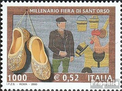 Italy 2714 (complete.issue.) unmounted mint / never hinged 2000 down vo Sant´Ors