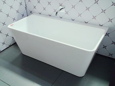 Melbourne 1500 Back To Wall/wall Face Design Freestanding Bath 10, Out Of Stock