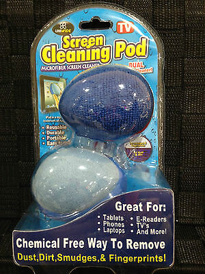 Screen Cleaning Pod