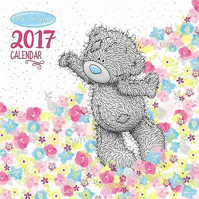 Me to You Classic Square Calendar 2017 NEW - Tatty Teddy Bear