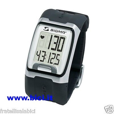 Heart Rate Monitor / Heart Rate Monitor Sigma Pc 3.11 Wrist Black-Grey