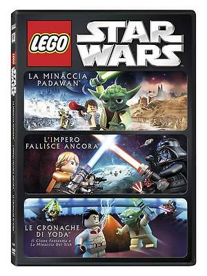 Lego - Star Wars - La Trilogia (3 Dvd) 20TH CENTURY FOX