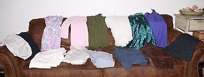 Nice Large Lot of Maternity Clothes size L