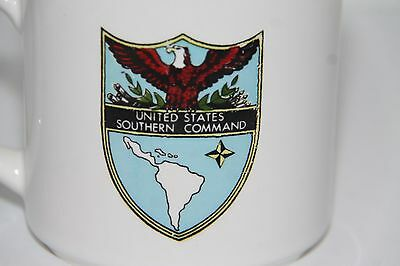 United States Southern Command Defense Coffee Mug Military Navy Air Force Marine