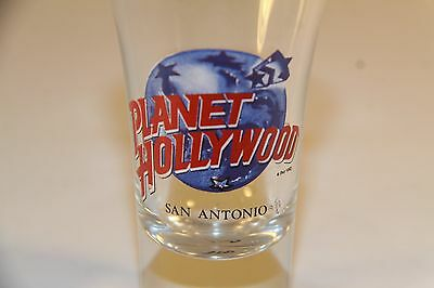 Planet Hollywood SAN ANTONIO Shot Glass