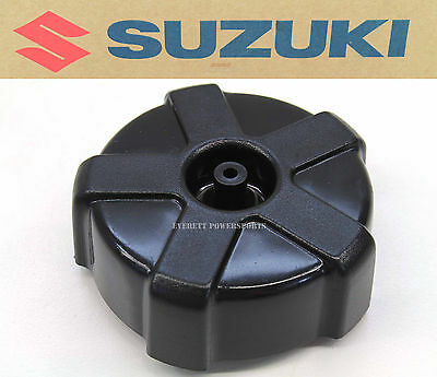 New Genuine Suzuki Fuel Gas Tank Cap Cover Lid 1985-2000 DS80 (See Notes) #P107