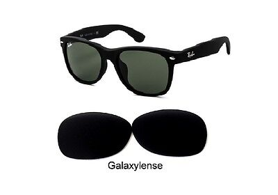 Galaxy Replacement Lenses For Ray Ban RB2132 New Wayfarer Black 55mm Polarized