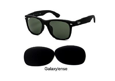 Galaxy Replacement Lenses For Ray Ban RB2132 New Wayfarer Black 55mm Sunglasses