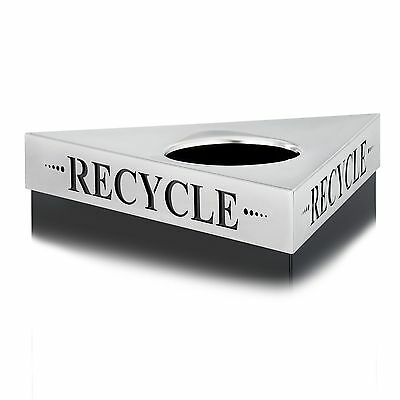 Safco Products Products Trifecta -Inch Recycle-Inch Lid (9560RE)