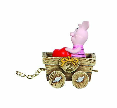 Precious Moments Hunny of A Day Age 2 Piglet Figurine