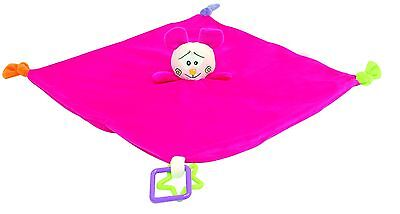 Petite Creations Baby Blankie-Mouse