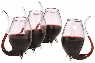 Oenophilia Porto Sippers Set of 4