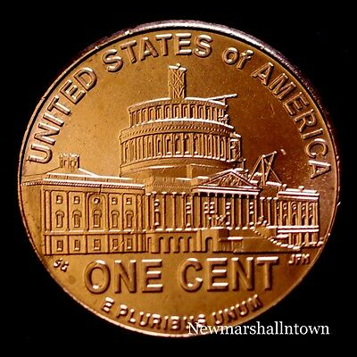 2009 D Lincoln Presidency Penny ~ Bicentennial Uncirculated Cent from Mint Roll