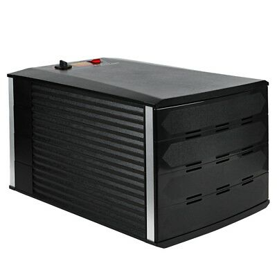 Commercial Kitchen 8 Tray Beef Jerky Food Dehydrator Dryer Preserver