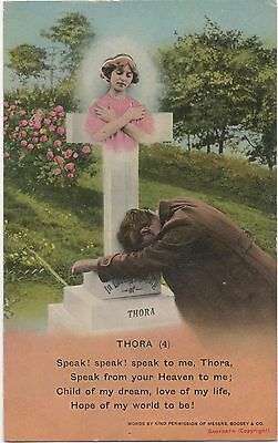 POSTCARD  SONG CARDS  Thora (4)