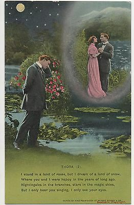POSTCARD  SONG CARDS  Thora (1)