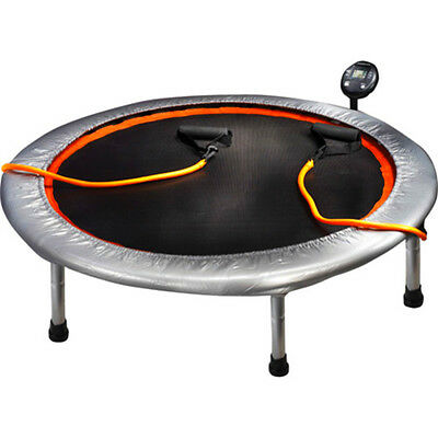 Fitness Trampoline For Adults Personal Low Impact Aerobic Exercise Workout 36 In