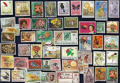 50 All Different Papua & New Guinea