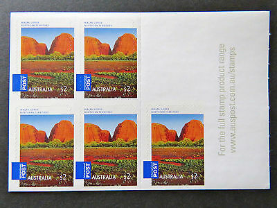 Australian Decimal Stamps: 2008 Gorgeous Aust-International Post-Sheetlet MNH