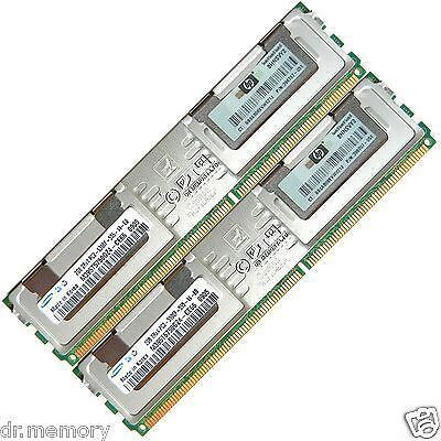16GB (8x2GB) RAM PC2-5300F FB-DIMM for Apple Mac Pro 2006 1,1 2007 2,1 Memory