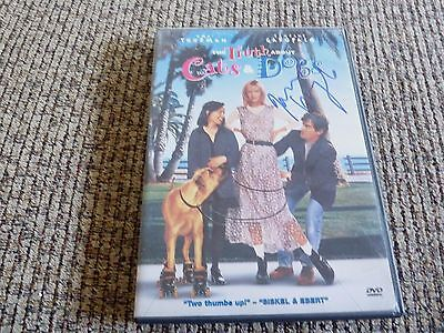 Janeane Garofalo Truth Cats Dogs Autographed Signed DVD Cover PSA Guaranteed