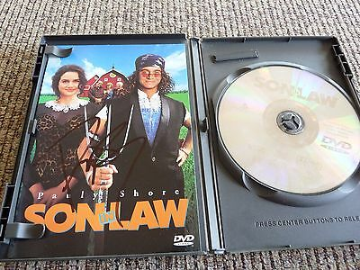 Pauly Shore Son In Law Dual Autographed Signed DVD Movie Cover PSA Guaranteed