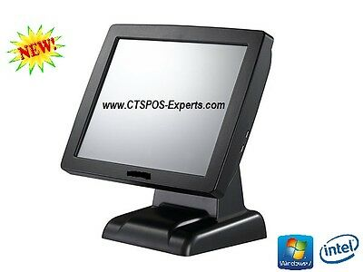 New! All In One Restaurant Bar Retail POS System Point of Sale BRAND NEW w/Warr!