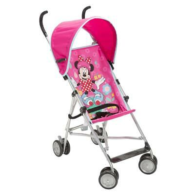 Disney Umbrella Stroller with Canopy - All about Minnie Free Shipping New