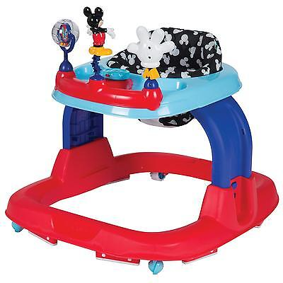 Disney Mickey Mouse Infant Walker Free Shipping New