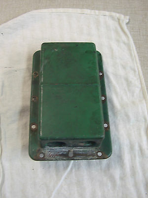 Volvo Penta Used Aqad Tamd 31 41A & B Aftercooler Top Cover 838758