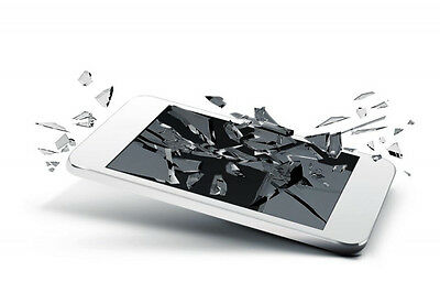 Cracked glass screen digitizer repair service for any brand and size cell phone