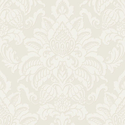 Arthouse Precious Metals Glisten Damask Pearl Wallpaper (673202)