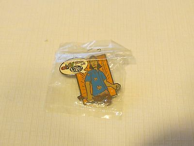 Ebay Live hat pin Chicago 2008 08 event tie tac guitar collectible lapel RARE