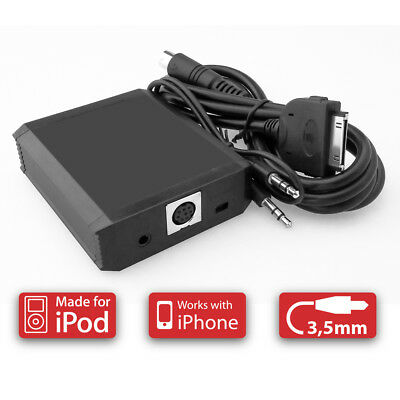 XCarLink ONE iPod iPhone AUX Mazda 3 6 from 2009 Head Unit CQ-14799928 EM4770AT