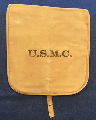 USMC Marked  M1878 Haversack