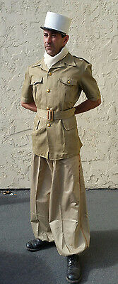 French Foreign Legion Cavalry Sarouel Khaki Trousers CSPL Size 42